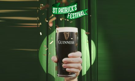 [EYES HERE] Guinness is giving away 10,000 Beers across Singapore this St. Patrick's Day!