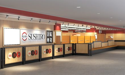Sushiro to open its third outlet in the North At Causeway Point offering over 100 varieties of delicious sushi and side menu selections