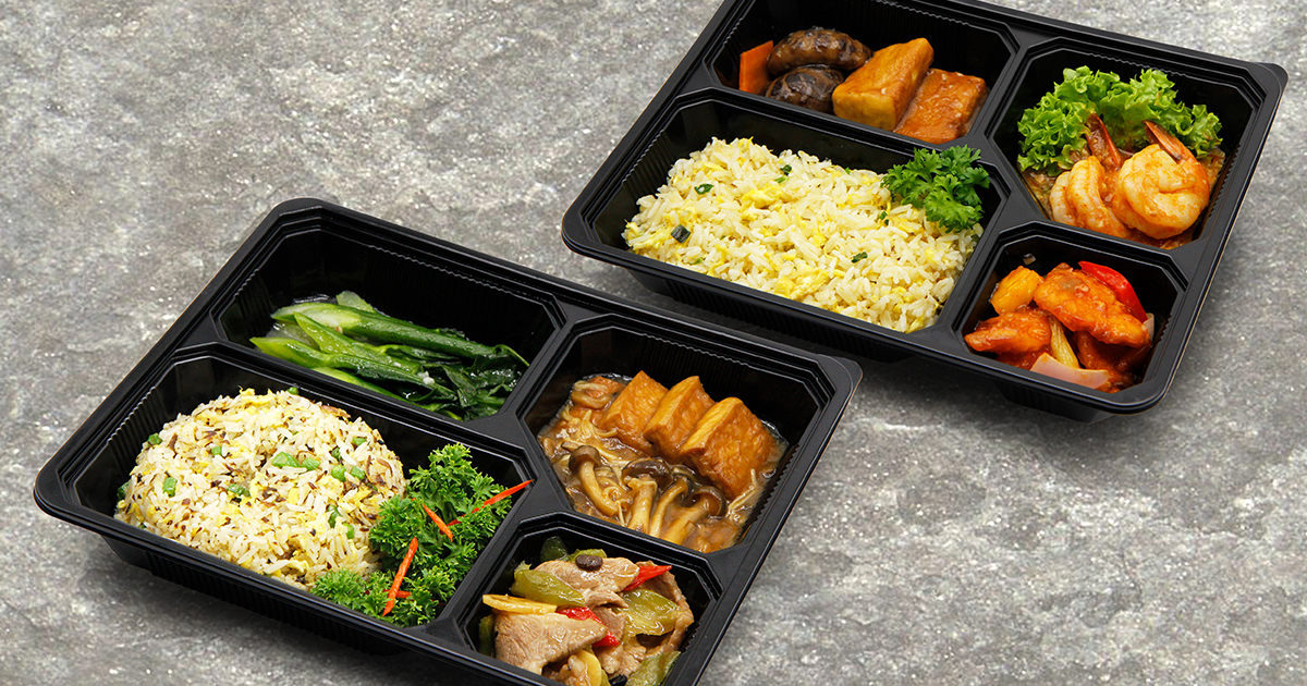New Bento Boxes from JUMBO Seafood, Zui Teochew Cuisine, and Singapore Seafood Republic are now available for takeaway or delivery - Alvinology