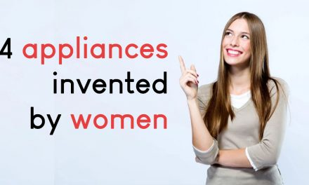 This International Women's Day, we look back on these 4 appliances invented by women that helped better our lives today