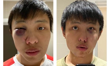 Singaporean student pummeled in UK over Wuhan coronavirus