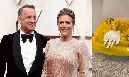 Tom Hanks and wife got slight fevers in Australia, tested positive for coronavirus