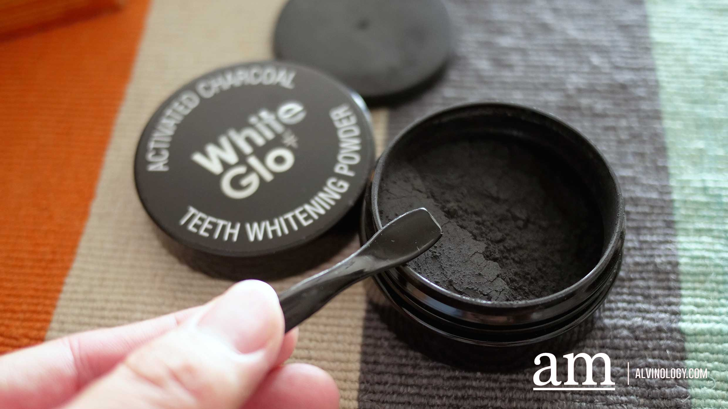 Pearly White Teeth with White Glo Singapore - Alvinology