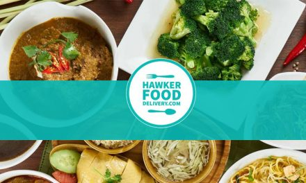 HawkerFoodDelivery – new online food platform to deliver your favourite hawker food to your home
