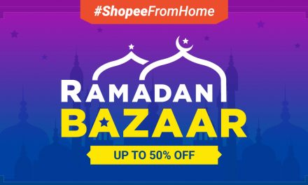 Check out Shopee's Ramadan Bazaar offering up to 60% off Ramadan essentials and daily flash vouchers!