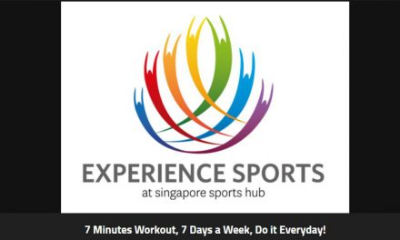 Join Singapore Sports Hub's online workout sessions today and win a Garmin ForeRunner245 smartwatch!