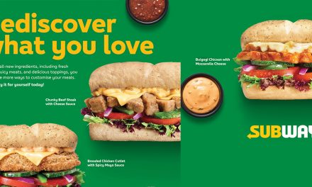 Subway launches its biggest menu evolution yet with 12 new sub-ingredients and 3 more flavours!