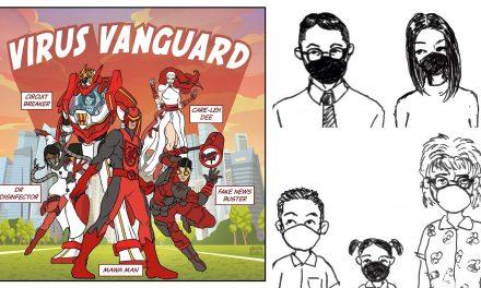 Virus Vanguards, Meet the Simple Tans