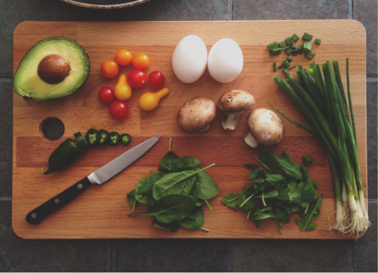 Knowing your veggies and how to chop them - Alvinology