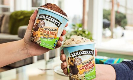 Ben & Jerry's introduces New Vegan Flavours – Chocolate Chip Cookie Dough and Chocolate Caramel Cluster