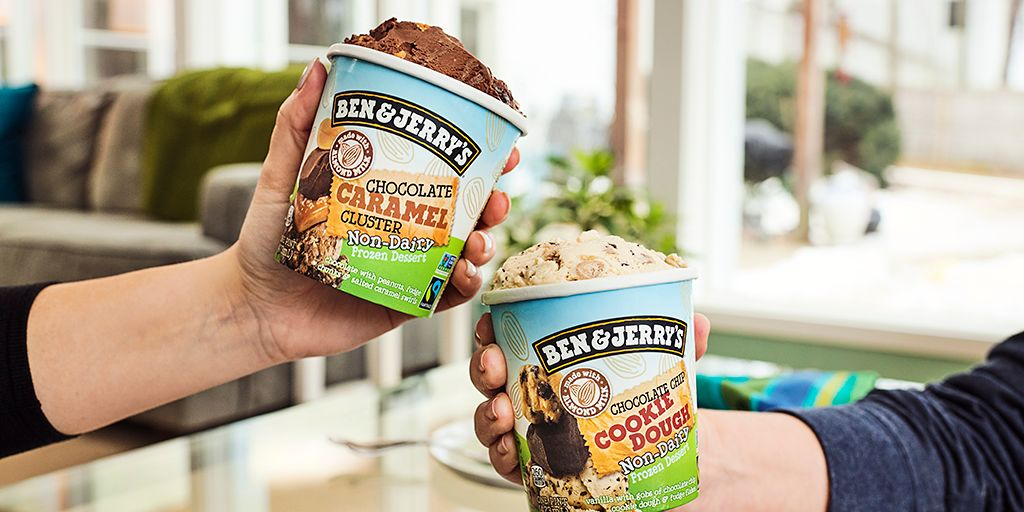 Ben & Jerry's introduces New Vegan Flavours - Chocolate Chip Cookie Dough and Chocolate Caramel Cluster - Alvinology