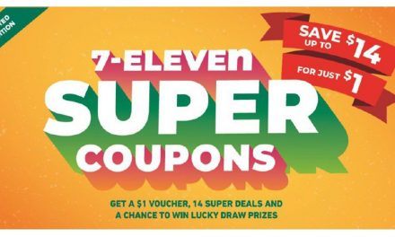Get 7-Eleven's $1 Coupon Booklet and get a chance to win 2 sets of iPhone 11 Pro and iPad Pro