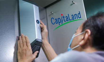 CapitaLand uses innovative tech solutions such as UV disinfection robots for enhanced COVID-19 safety measures at its malls