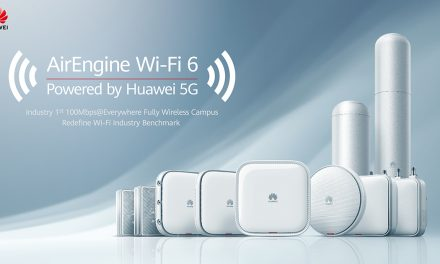 Huawei's new AirEngine Wi-Fi 6 products come with dual-band Smart Antennas, lossless roaming, and Dynamic Turbo