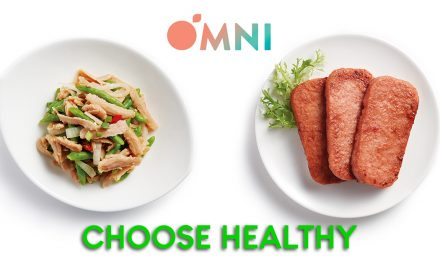 OmniMeat – the new kind of healthy with revolutionary products debuting today! See them here!