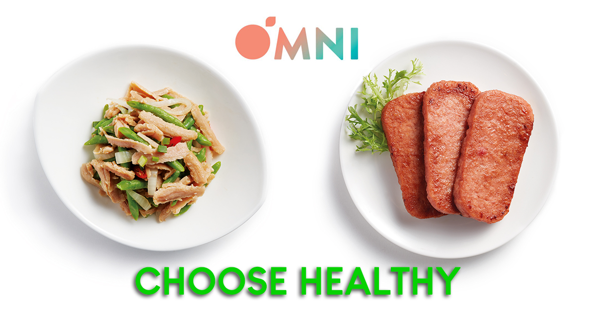 OmniMeat – the new kind of healthy with revolutionary products debuting today! See them here! - Alvinology