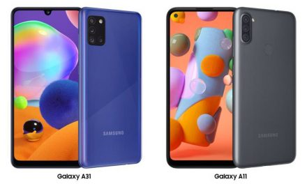 Samsung Galaxy A31 and A11 arrive in Singapore boasting high-quality cameras and larger screen displays