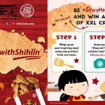 Win a Year's Supply of Shihlin Taiwan Street Snacks XXL Crispy Chicken!