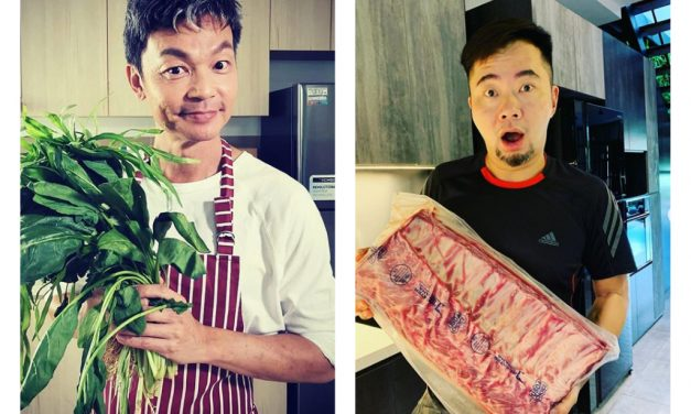 Be like Mark Lee. Not Daniel Ong. A look at two ex-Mediacorp restaurateurs