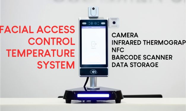 Canon introduces Facial Access Control Temperature System (FACTS) – every establishment's all-in-one solution for entry and exit monitoring