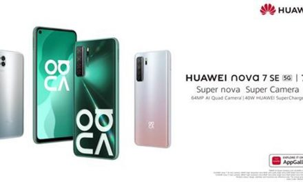 5G-Ready HUAWEI nova 7 SE is launching in SG via the YES 933's online concert on 13 June – see the promo Gift Bundle here!