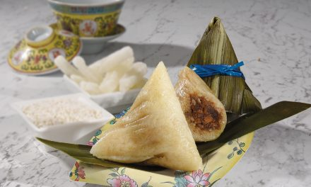 For the coming Dumpling Festival, you can pre-order and collect Joo Chiat Kim Choo bazhang at any 7-eleven near you!