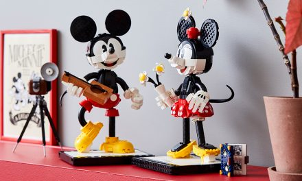 Disney's Mickey Mouse and Minnie Mouse large-scale LEGO is coming to SG this July and they're adorable!