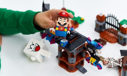 LEGO Super Mario launches new Expansion Sets, Characters, and Power-up Packs bringing more of the Super Mario universe to life! Pre-order today!