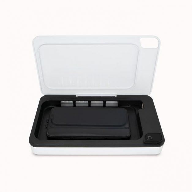 Travelmall Multi-Functional UV Steriliser with Qi Wireless Charger - Alvinology