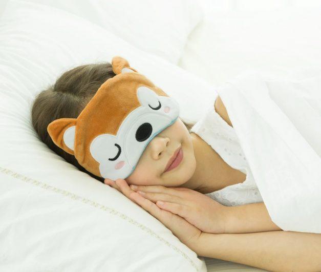 Travelmall Kid's Light-blocking Sleep Mask - Alvinology