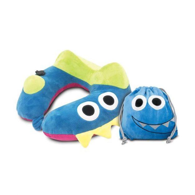 Travelmall Kid's Inflatable Travel Pillow - Alvinology