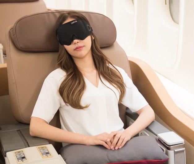 Travelmall 3D Breathable Sleep Mask - Alvinology