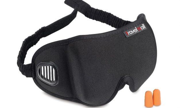 Travelmall 3D Breathable Sleep Mask