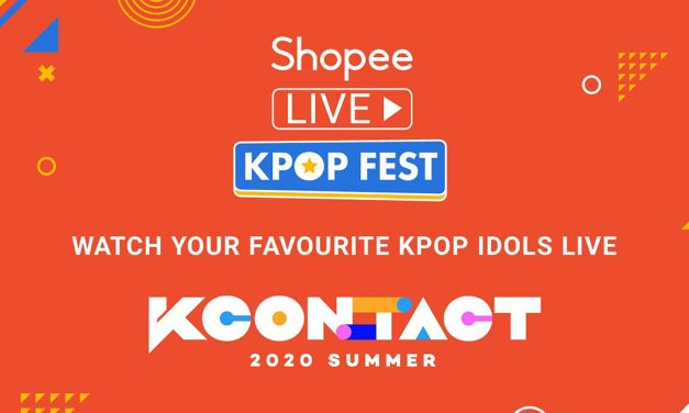 Shopee Live Kpop Fest is now rolling! Featuring Kpop icons CHUNGHA, GFRIEND, Kang Daniel, MONSTA X and more!