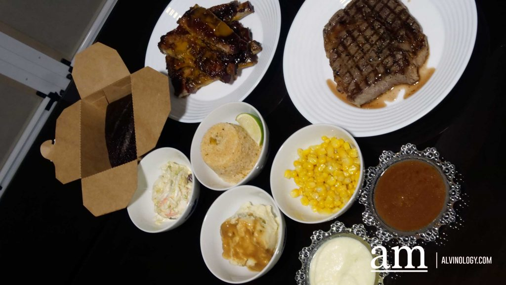 [Food Delivery, PROMO CODE] Steaks, Ribs and more at Meat n' Chill Singapore - Alvinology