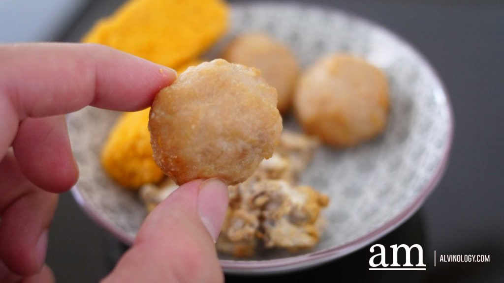 Make your own Old Chang Kee snacks with their islandwide frozen food delivery in Singapore - Alvinology