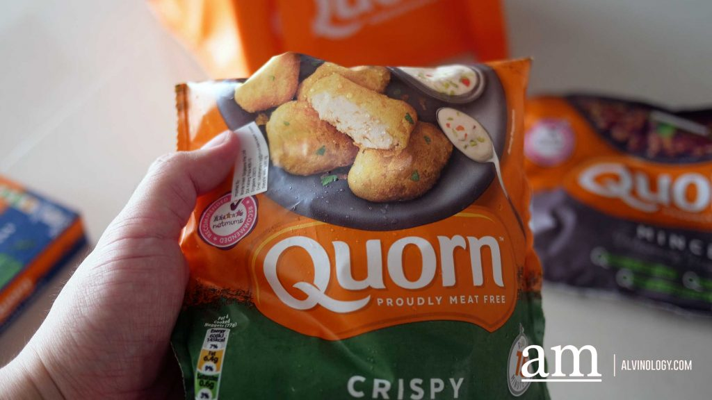 Celebrating World Meat Free Week with Quorn and REBEL - Alvinology