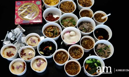 [Food Delivery] Si Chuan Dou Hua Restaurant's Parent's Day Menu