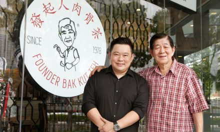 Founder Bak Kut Teh owner says his father didn't want to plead, lives in HDB flat and does not own a Ferrari
