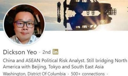 Who is Dickson Yeo? Is Jun Wei Yeo a Singaporean spy for China?
