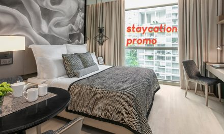 [PROMO] Special Staycation Promotions available today in Ascott! See list here