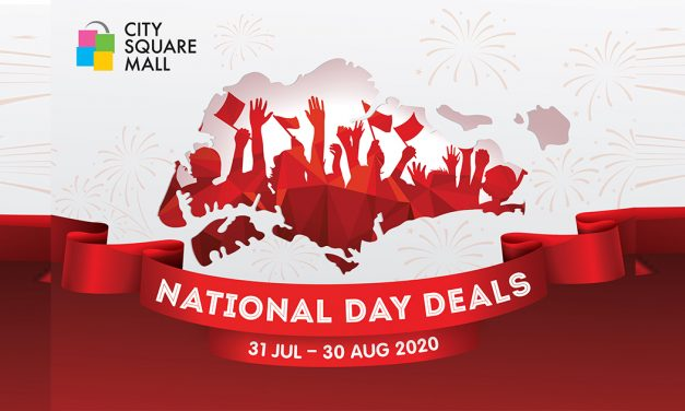 Exciting Deals and Rewards await at City Square Mall – get 55% off on F&B and more!