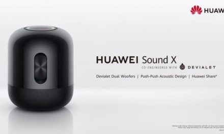 Huawei Sound X – own the first-ever dual subwoofer Hi-Fi speaker with premium design for only S$498