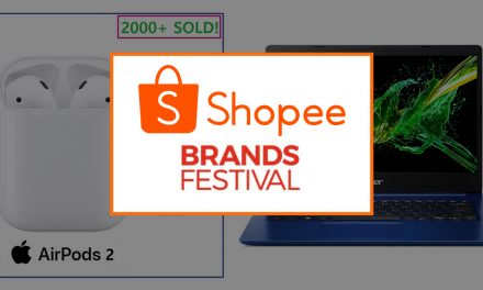 Shopee Brands Festival – enjoy up to 70% off on your favourite brands on Shopee!