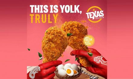 [PROMO] Texas Chicken's ever-popular REAL Salted Egg Fried Chicken is making a comeback for a limited time only! Don't miss it!