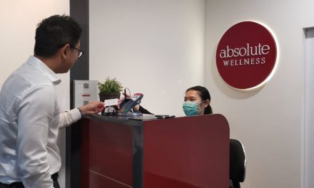Alvinology's Weight Loss Journey with Absolute Wellness Singapore