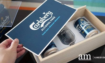 Carlsberg launches new Alcohol Free Beer Range in Singapore