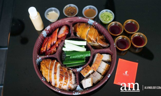 [FOOD DELIVERY] Kam's Roast Presents Its Top 4 Authentic Hong Kong Roast Platter at S$68