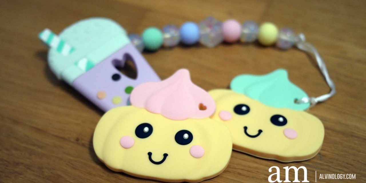 Gem Biscuits and Bubble Tea For Infants? Little Bearnie is Making This Possible