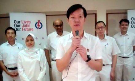 [GE2020] Surprise! Ivan Lim Shaw Chuan is back!